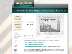 ANGLOPHONIE - Cours d'Anglais Professionnel