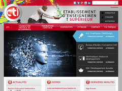 CTI Lyon, Centre de formation - Etablissement d'enseignement supérieur privé | Arts Graphique, WebDesign, Infographie, Bureau etude, Conception CAO, Informatique, Developpement Durable, QSE | Lyon