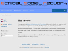 Ethical Social Network