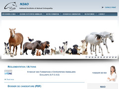 Détails : NIAO | National Institute of Animal Osteopathy