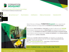 Formation Bouquinet : la formation CACES