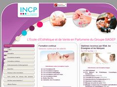 Détails : INCP - Institut National de Commercialisation de la Parfumerie