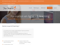 Formation Web E-Learning