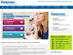 Diplomeo : Orientation et formation