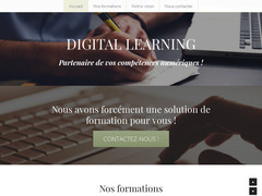 Détails : Digital Learning