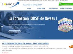 Détails : FORMA FI - Formation IOBSP en e-learning