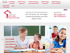 Détails : Institut chine Education