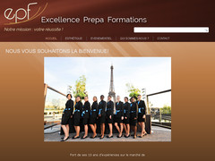 Excellence Prépa Formations E.P.F